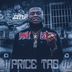 Price Tag Phet Dollaz front cover
