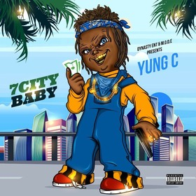 7 CITY BABY YUNG C front cover