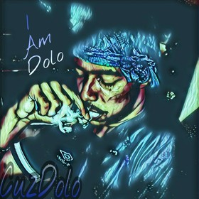 I Am Dolo CuzDolo front cover