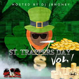ST. TRAPPERS DAY VOL.1 Various Artists front cover