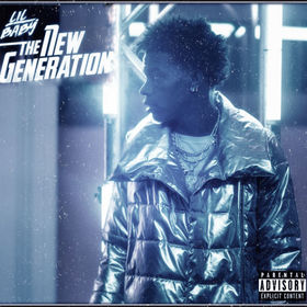 Lil Baby-The New Generation DJ Jeff Duran front cover