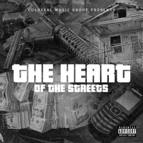 The Heart Of The Streets Colossal Music Group front cover