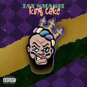 King Cake Jay Smash front cover