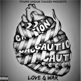 Love & War Young Dream Chaser front cover