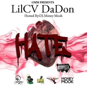 HATE LilCv DaDon front cover