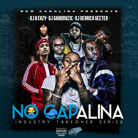 No Capalina: Industry Takeover New Carolina Djs front cover