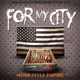 FOR MY CITY [MOBB STYLE EMPIRE] BeeLo Loco front cover
