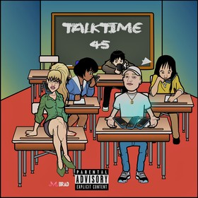 TalkTime 45 front cover