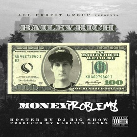 Money Problems Bailey Rich front cover