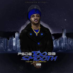 Too Smooth (By Psde Gib) DJ Stop N Go front cover