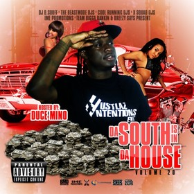 Da South Is In Da House 20 (Hosted By Duce Mino) DJ D.Souff front cover