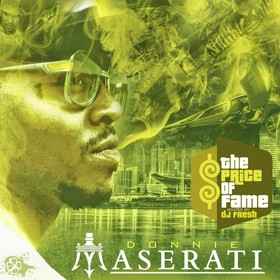 The Price Of Fame Donnie Maserati front cover