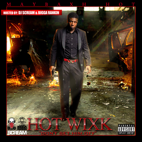 Hot Wixk Maybaxh Hot front cover