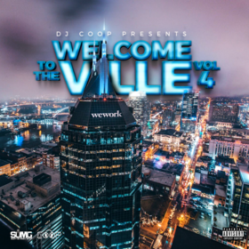 Welcome To The Ville Vol 4 DJ Coop Hoe front cover