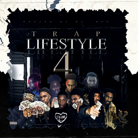 TrapLifeStyle 4  DJDee front cover