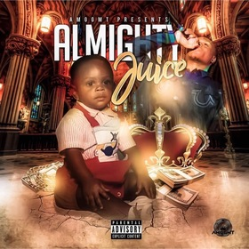 Almighty Juice AMG JUICE front cover