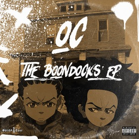 The Boondocks OC front cover