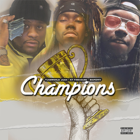 CHAMPIONS YUNGWORLD JUAN front cover