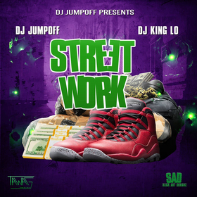Street Work Various Artists front cover