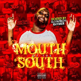 Mouth Of The South Dj Rhymer front cover