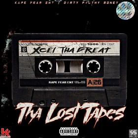 Tha Lost Tapes Xcel front cover