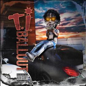 T.I. Ballout front cover