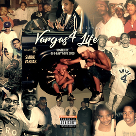 Vargas 4 Life Smirk Vargas front cover