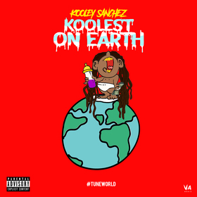 Koolest On Earth Dj ShowOutTime front cover