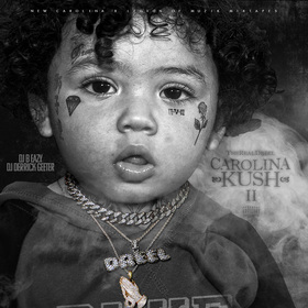 Carolina Kush 2 New Carolina Djs front cover