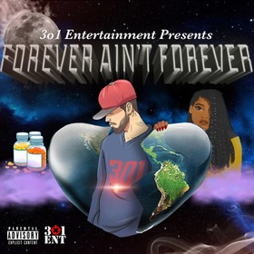 Forever Ain't Forever Josiah front cover