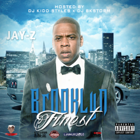 Brooklyn Finest  DJ Kidd Styles front cover