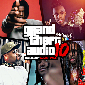 DJ Jah Will - Grand Theft Audio 5 | Spinrilla