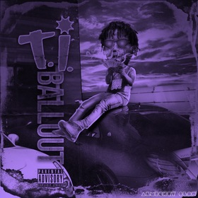T.I. (Screwed Version) DJ Almighty Slow front cover
