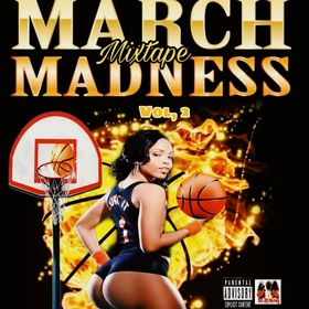 MARCH MADNESS VOL. 2 Various Artists front cover