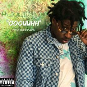 Ooouuhh (The Mixtape) HunnDunn Christ front cover
