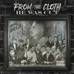 From The Cloth He Was Cut King Breeze front cover