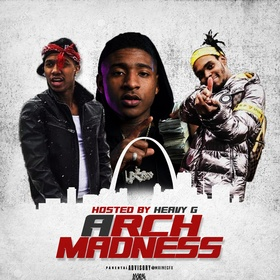 ARCH MADNESS Heavy G front cover