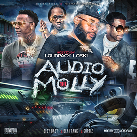 Audio Molly 18 (Hosted By Loudpack Loski) 3rdy Baby front cover