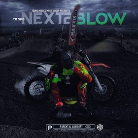Next2Blow YB SK8 front cover