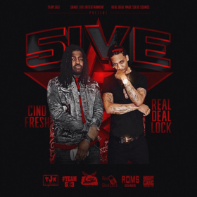 5ive Cino Fresh front cover