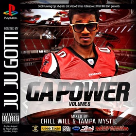 GA Power Vol. 6 CHILL iGRIND WILL front cover