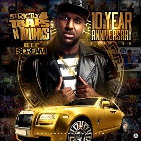 Strictly 4 The Traps N Trunks (10 Year Anniversary Edition) Traps-N-Trunks front cover