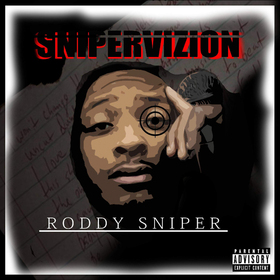 SNIPERVIZION Roddy Sniper front cover