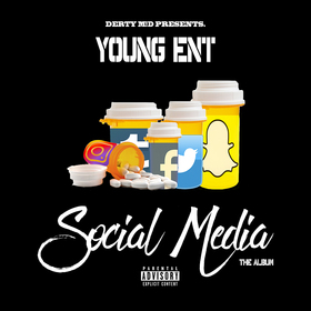 SOCIAL MEDIA (By YOUNG ENT) DJ Stop N Go front cover