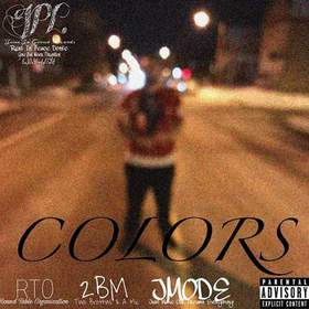 Colors (By Jpl DaPoet) DJ Stop N Go front cover