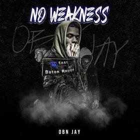 No Weakness OBN Jay front cover