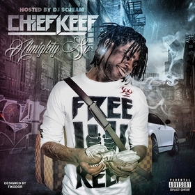 Almighty So Chief Keef front cover