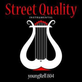 Street Quality Muzik Instrumental Tape YoungRell 804 front cover