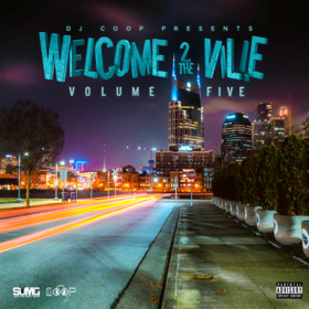 Welcome To The Ville Vol 5 DJ Coop Hoe front cover