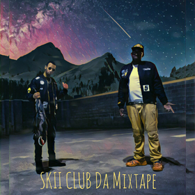 Rambo Nation - Skii Club Da Mixtape DJ Infamous front cover